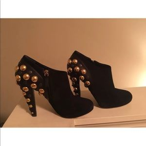 Gucci Baboushka studded booties shoes